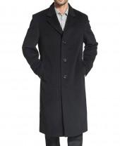 knee length wool coat