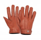 Leather Tan Gloves