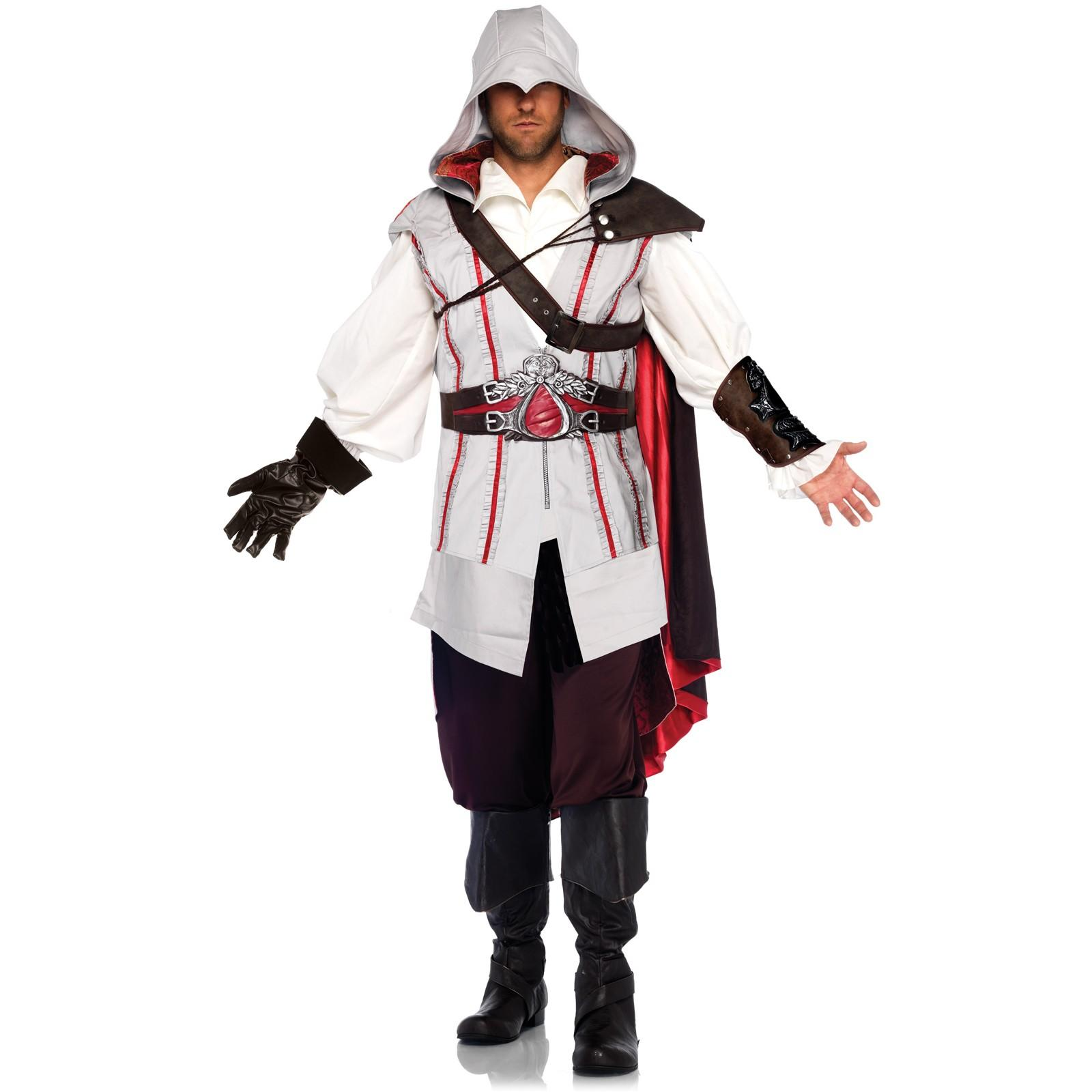 Assassin Costume That Gives You Super Feelings