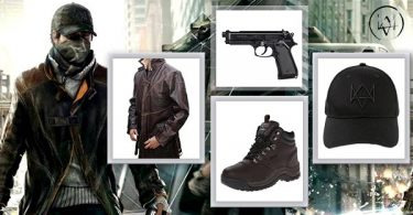 Aiden Pearce Costume