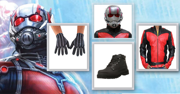 Ant-man Costume