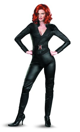 Black Widow Avengers Costume