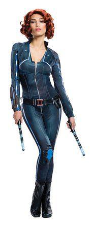 Black Widow Age of Ultron Costume