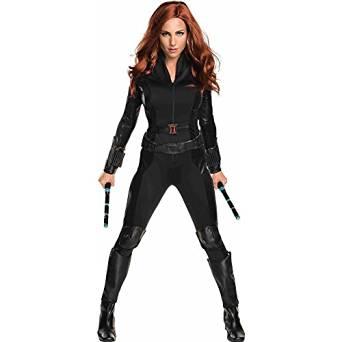 Black Widow Civil War Costume