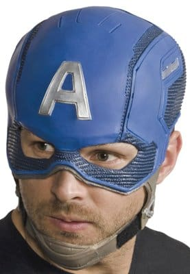 Captain America Age of Ultron Mask