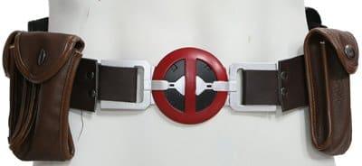 Deadpool Toddler Belt
