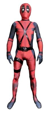 Deadpool costume diy cosplay guide for adults and kids deadpool toddler costume solutioingenieria