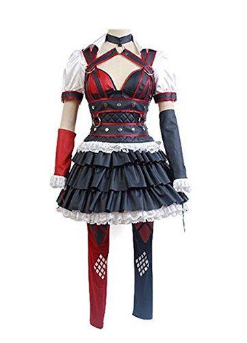 Harley Quinn Arkham City Dress