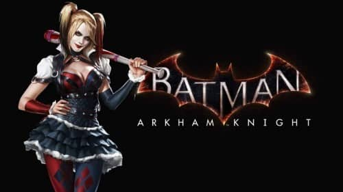 Image result for Arkham Knight harley quinn