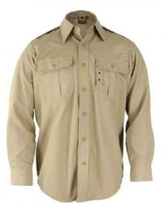 Indiana Jones Khaki Shirt