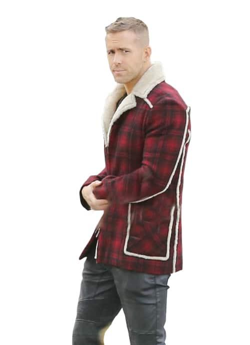 Ryan Reynolds Wade Wilson Costume