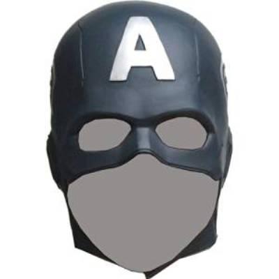 Captain America The Avengers Helmet
