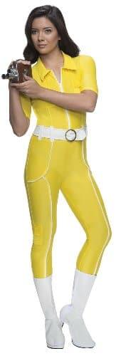 April ONeil Comic Jumpsuit Costume