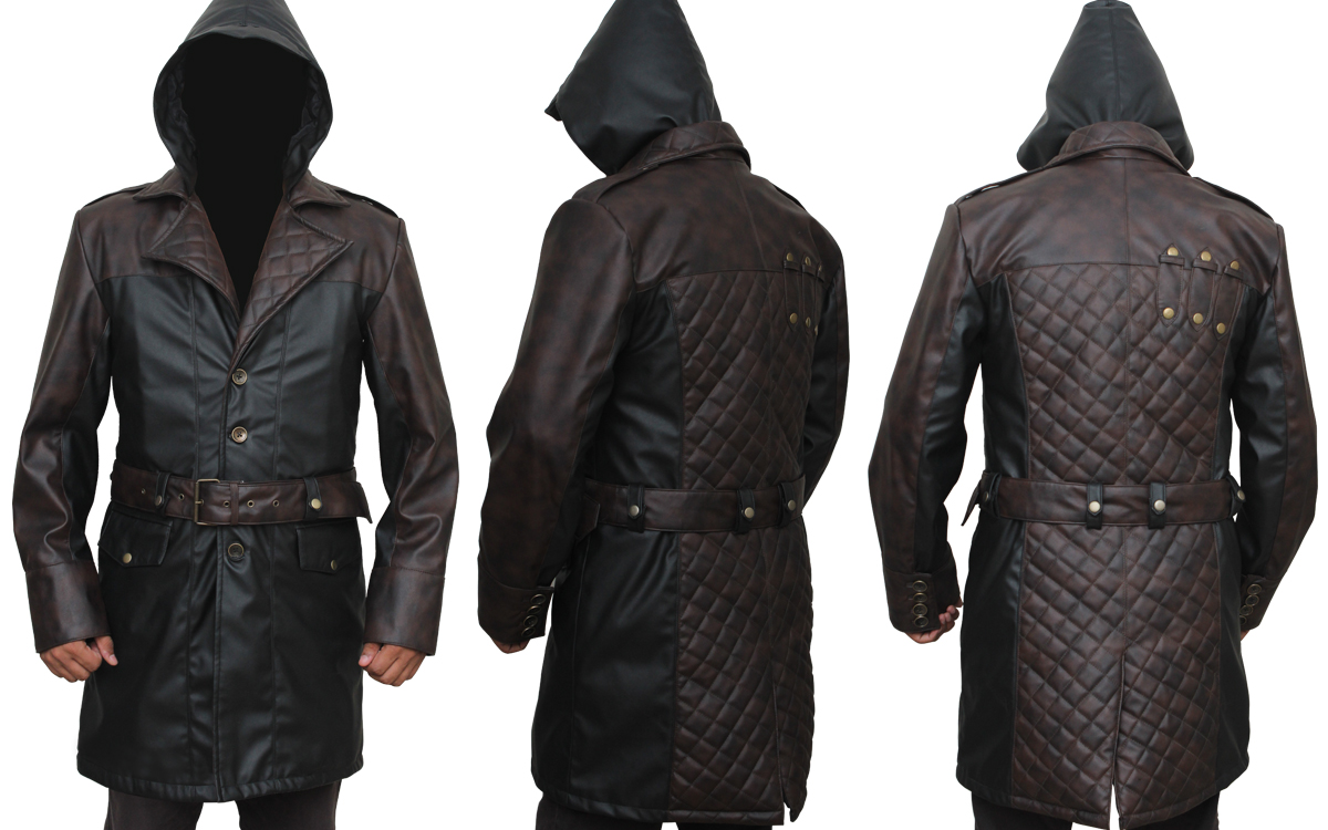 Assassin's Creed Jacob Coat