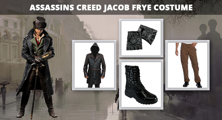 Assassins Creed Jacob Frye Costume