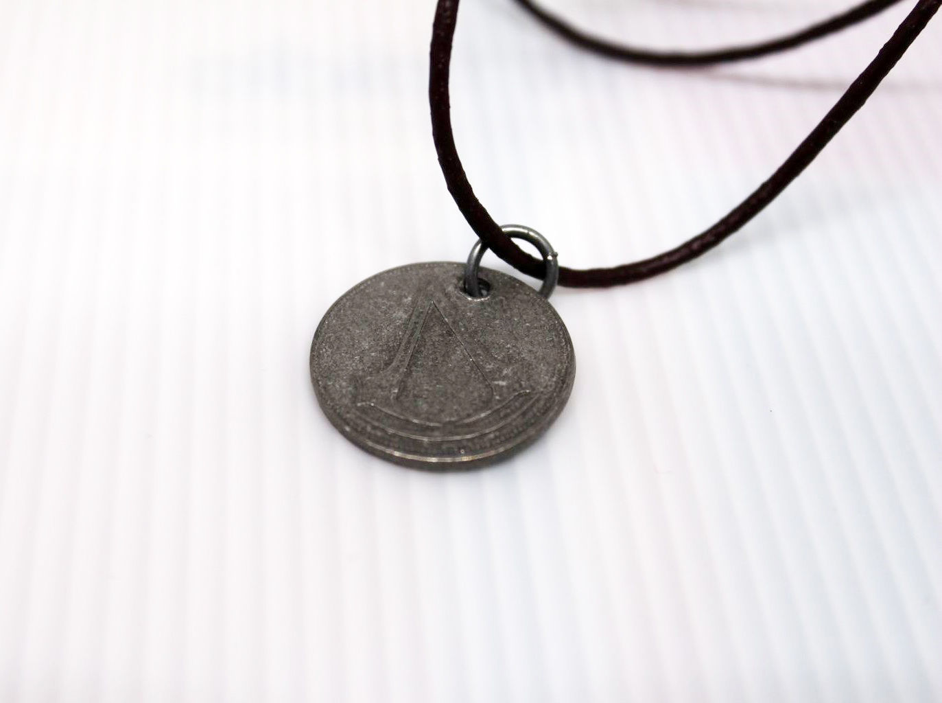 Assassin's Creed Jacob Necklace