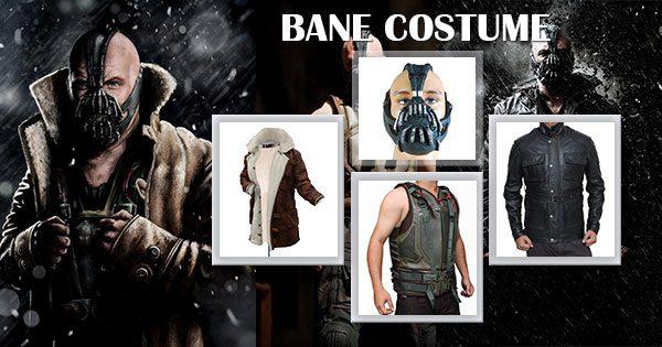Bane Costume