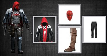 Batman Red Hood Costume