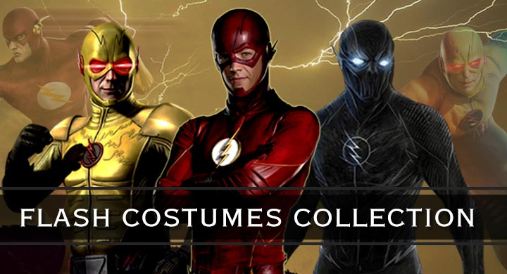 Flash Costume Collection