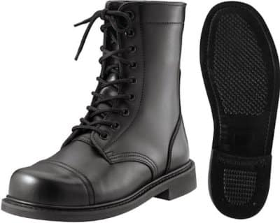 GI Style Combat Boots