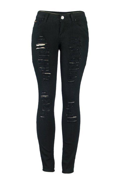 Catwoman Camren Bicondova Jeans