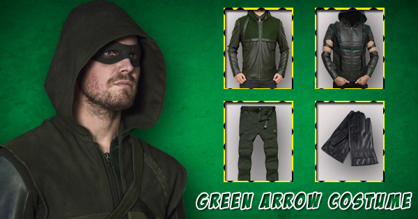 The Arrow Costume Guide. Green Arrow Costume  sc 1 st  Film Jackets : the green arrow costume  - Germanpascual.Com