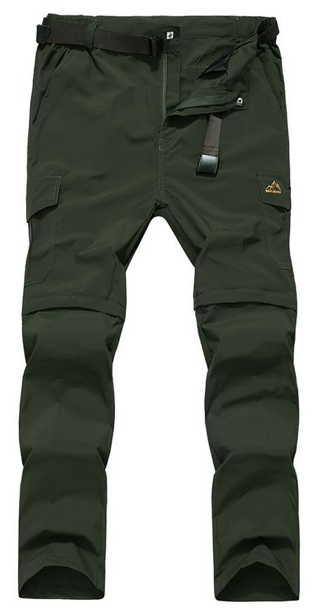 Green Arrow Straight Pant