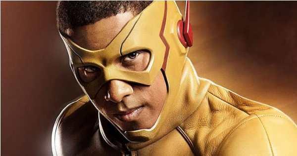 kid flash costume