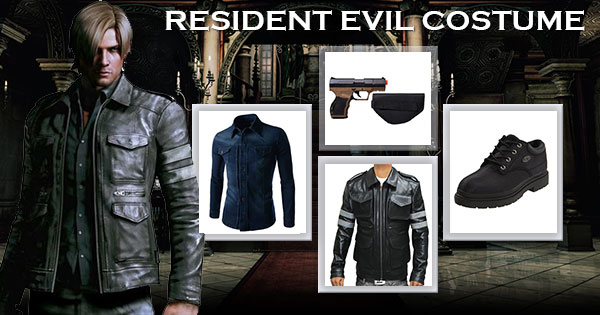 The Resident Evil Costumes Guide Of Leon S Kennedy