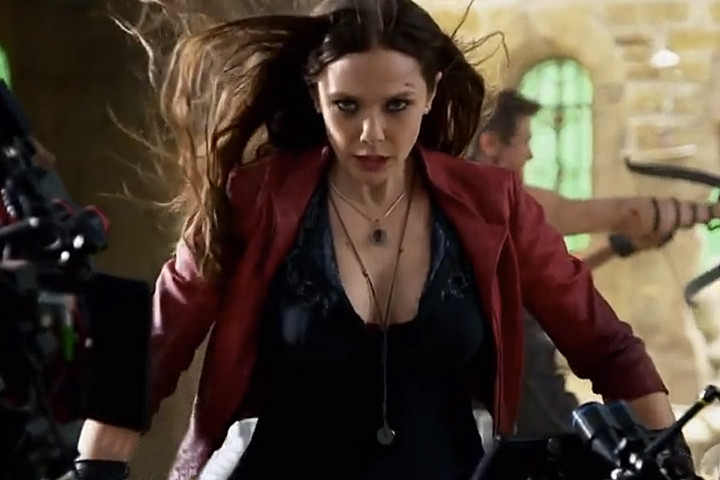 Making Scarlet Witch Costume Is Incredibaly Easy Now