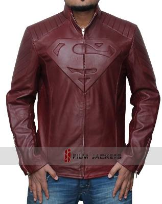 smallville superman jacket