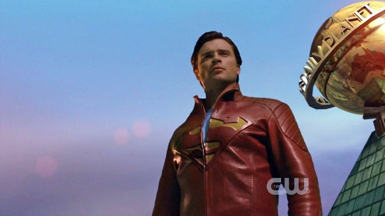 smallville tom welling costume