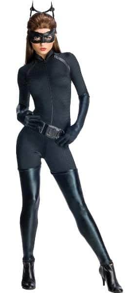 The Dark Knight Catwoman Anne Hathaway Costume