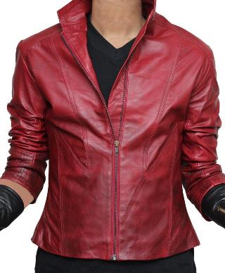 scarlet witch costume jacket