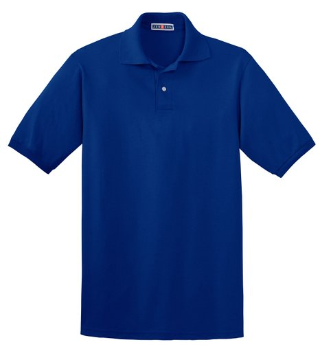 Blue Polo James Bond Tshirt