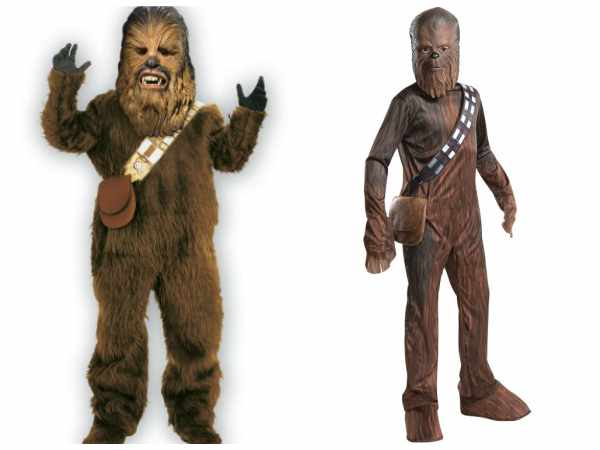 chewbacca-costume-items
