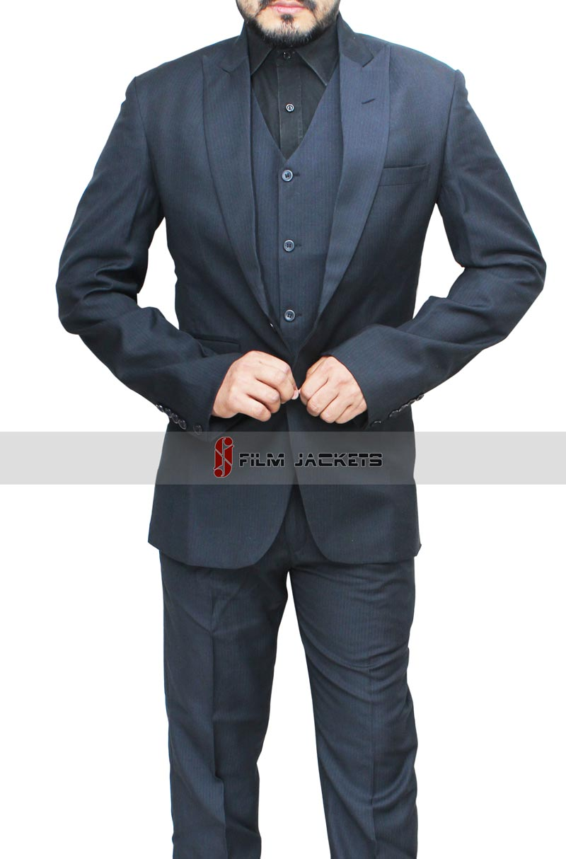James Bond 3 Piece Suit