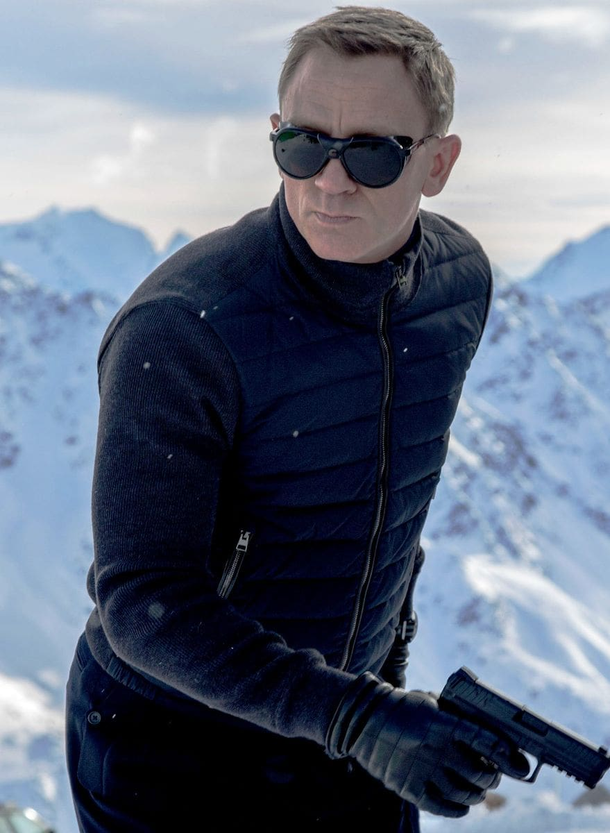 James Bond Austria Jacket