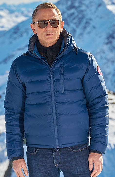 James Bond Goose Lodge Jacket