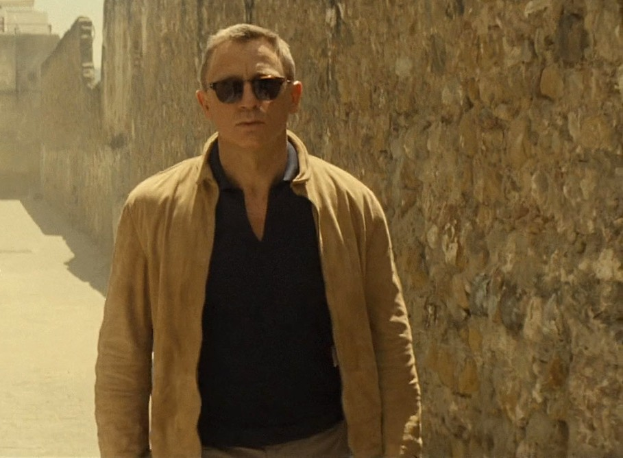 James Bond Jacket From Morocco