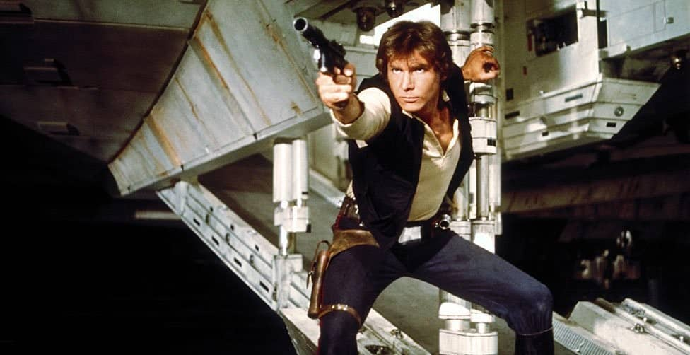Han Solo A New Hope Costume