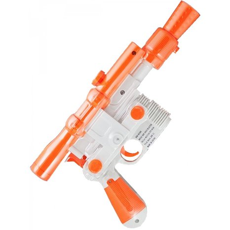 Han Solo Movie Toy Blaster