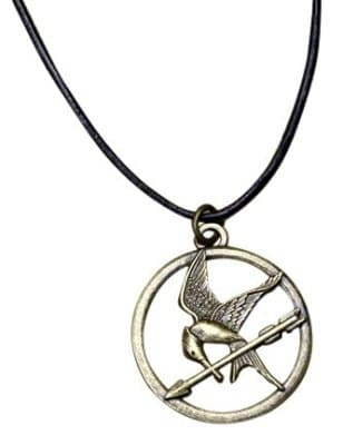 Katniss Everdeen Mockingjay Necklace