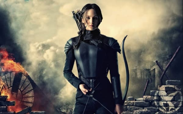 The Hunger Games: Mockingjay Costume