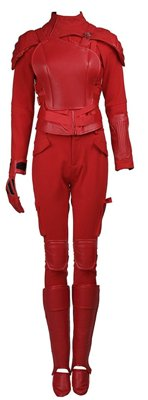 Katniss Everdeen Red Costume