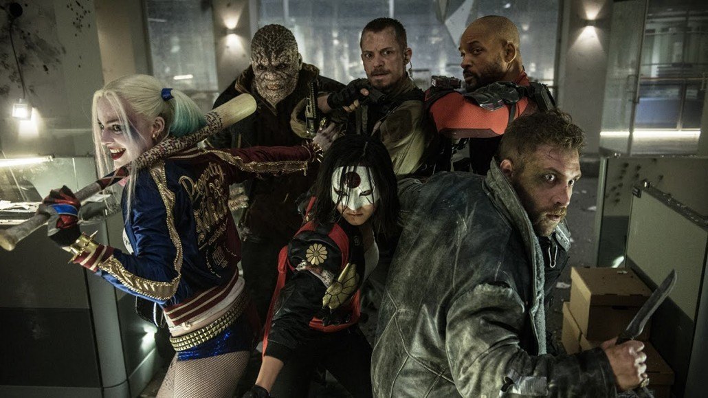 6 Suicide Squad Characters