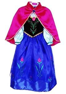 Frozen Anna Travelling Dress