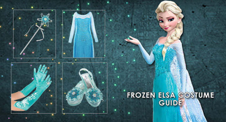 Frozen Elsa Costume  sc 1 st  Film Jackets : costumes frozen elsa  - Germanpascual.Com