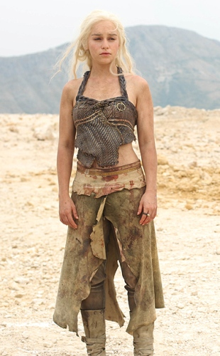 Khaleesi Costume