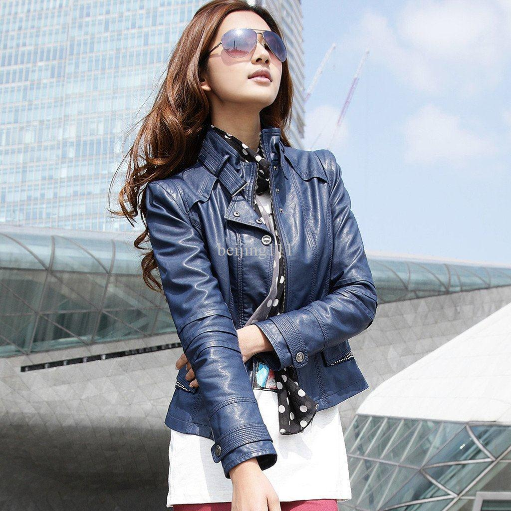 Leather Jackets For Women The Newfound Love Of Females